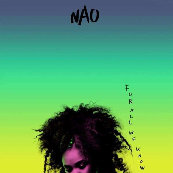 Music artist Nao mixed by Jamies Snell Jayeks