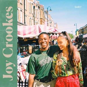 Music artist Joy Crookes mixed by Jamies Snell Jayeks